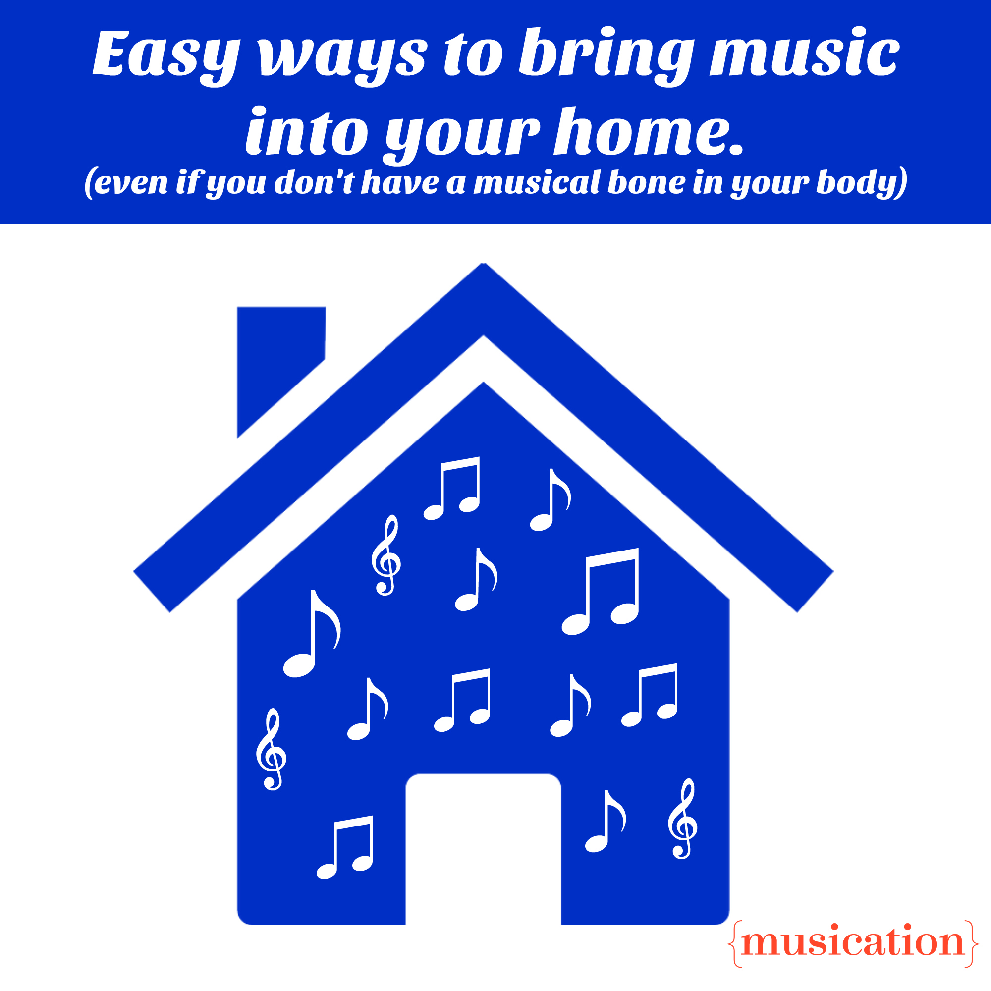 Bringing Music Into Your Home