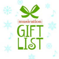 Musication Gift List