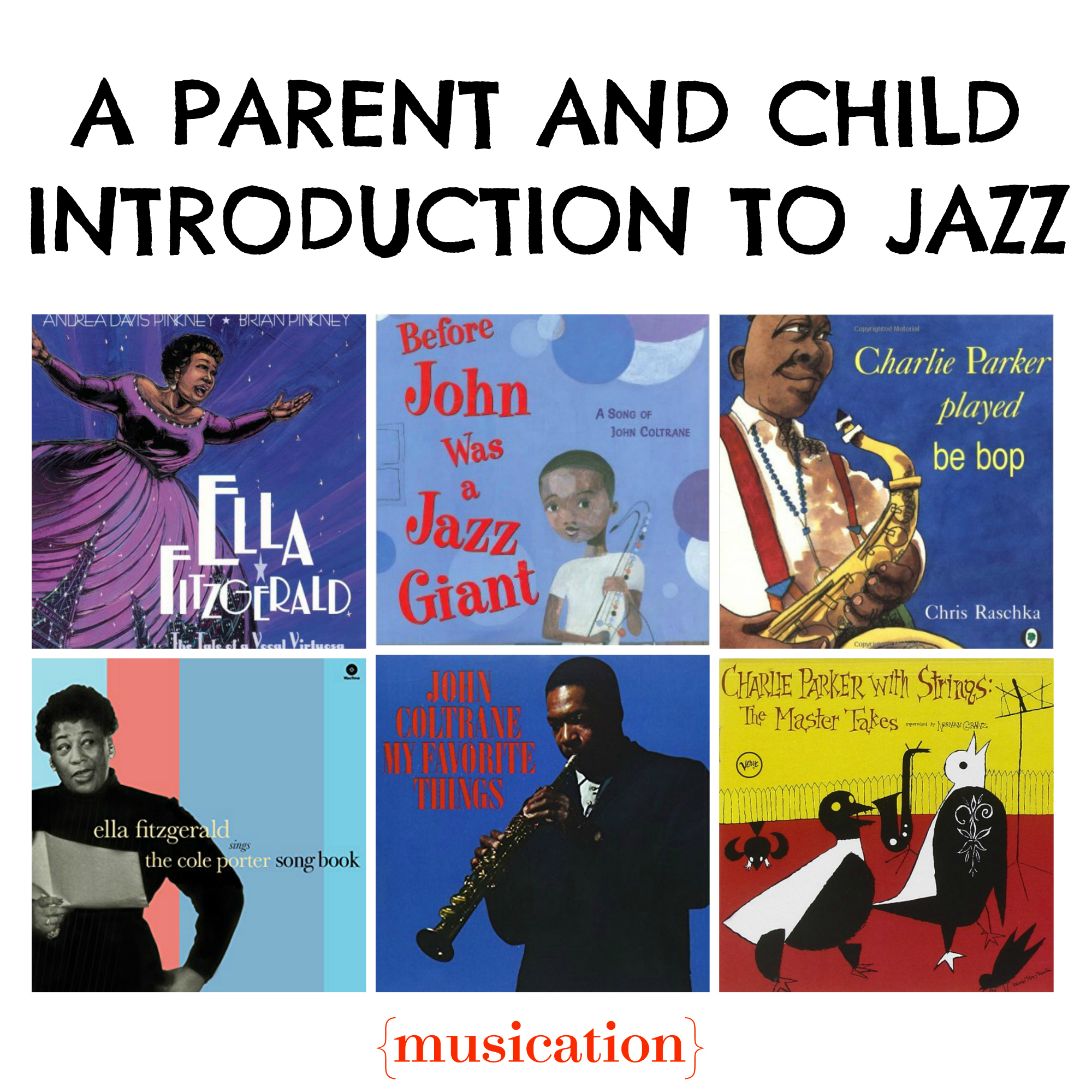 A Parent And Child Intro To Jazz