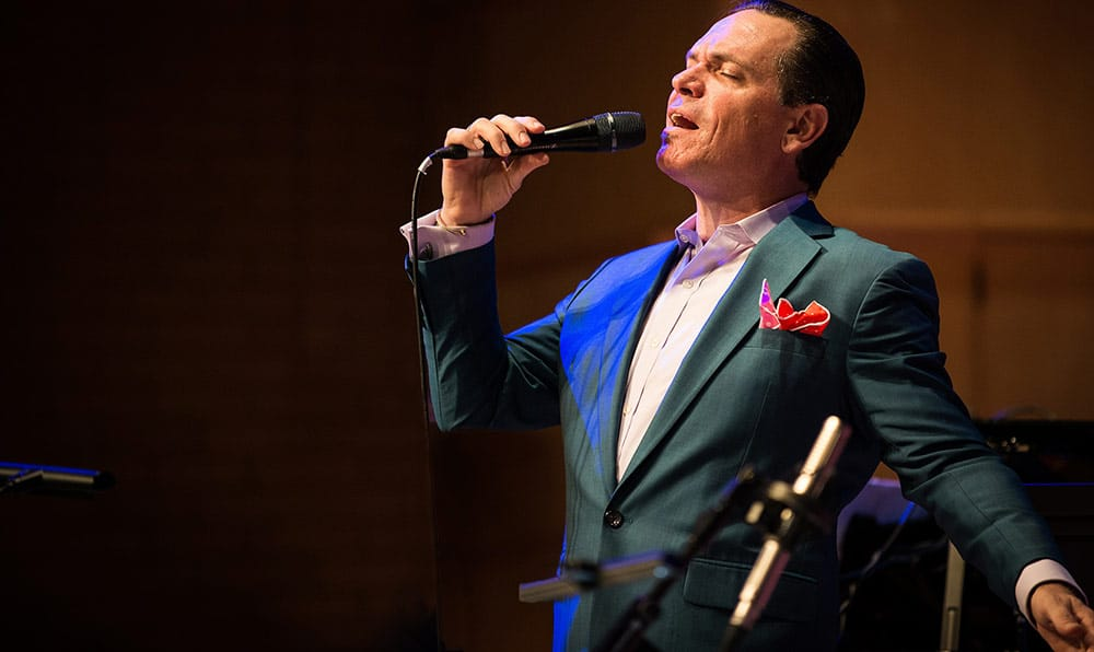 Interview With Jazz Vocalist, Kurt Elling