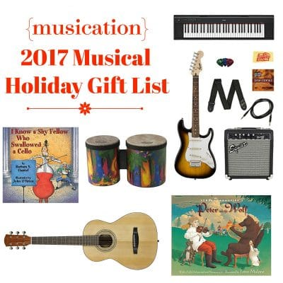 Musication's Musical Holiday Gift List